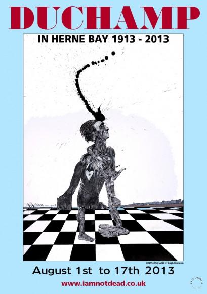 DadaDuchamp poster A4