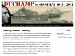 duchamp-hbay-site-screenshot